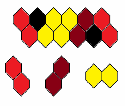 Hexagonal Grid Discussions   Algorithms   HackerRank