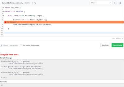 Java Stdin and Stdout I Discussions | Java | HackerRank