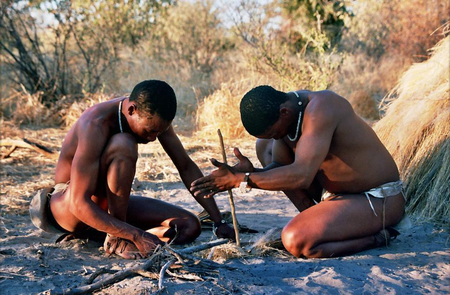 Figure From the Hunter Gatherers Topical Summary