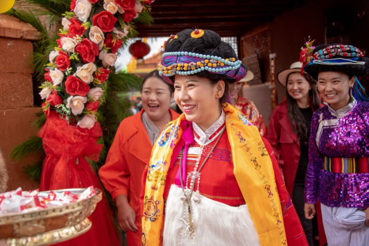 The Na of Yunnan are a rare case of a culture that does not have marriage as we know it in most other cultures.
