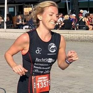Van kwart marathon naar sprint triathlon