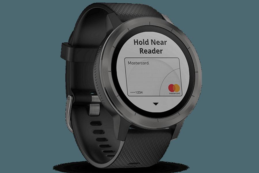 NFC Garmin