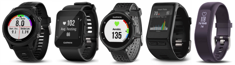 hartslagmeter 2018 test review polar m200 m430 garmin. Black Bedroom Furniture Sets. Home Design Ideas