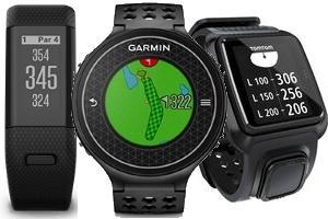 golf horloge garmin