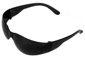 merkloos sportbril