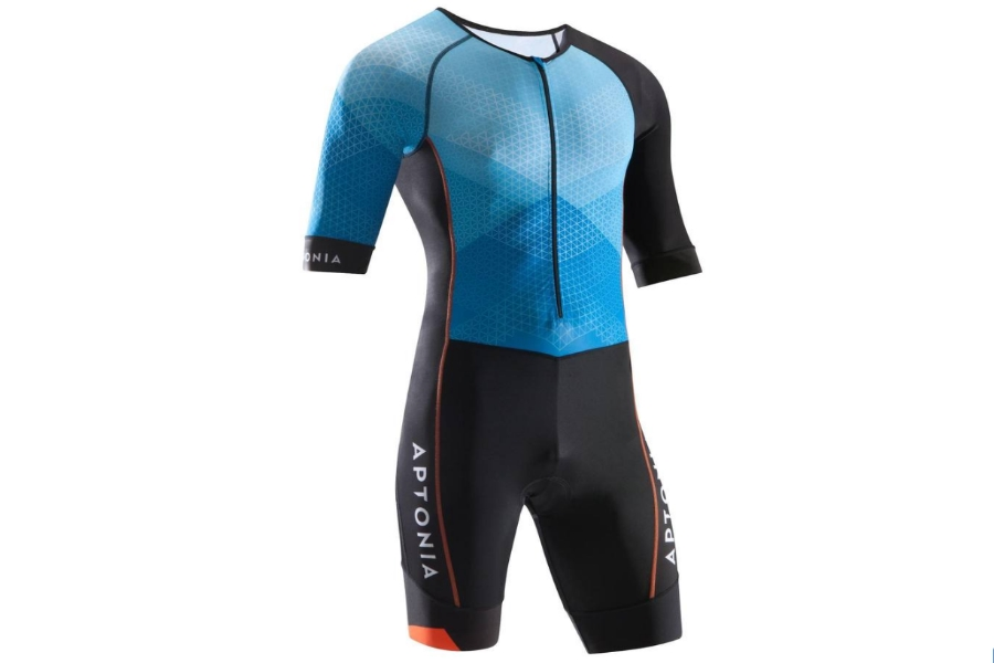 Beste triathlon pak met korte mouwen en sleeveless Test Review