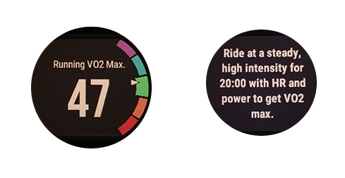 vo2 max meten