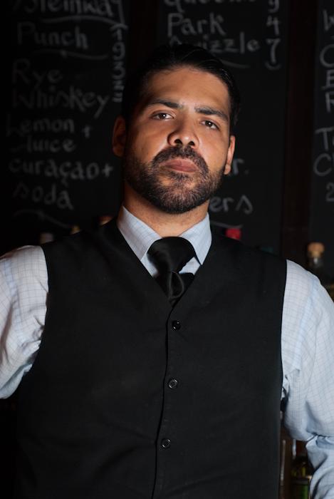 Mixologist Giuseppe Gonzalez
