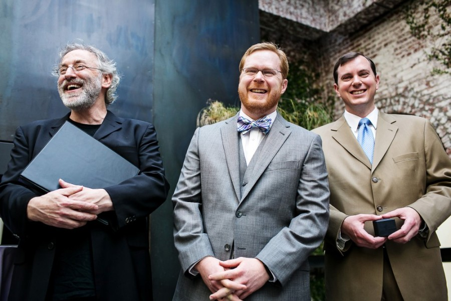 Daniel Neiden, courtesy The-Foundry-Wedding-Photos