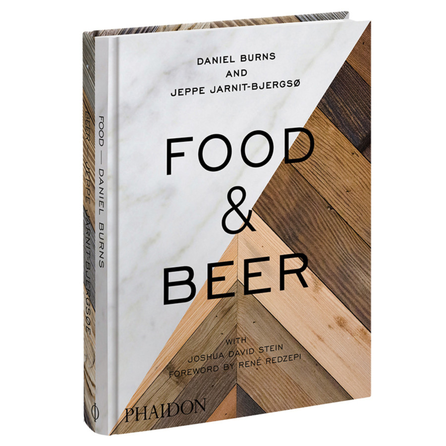 food and beer book