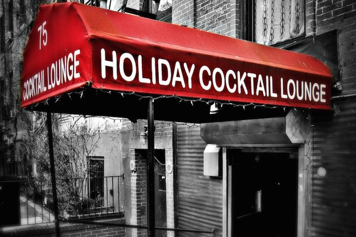 The Holiday Cocktail Lounge, at 75 St. Mark's Place