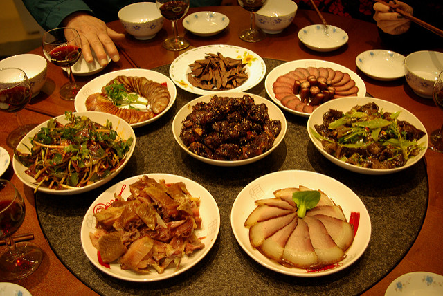 The Battle Over Authentic Chinese Food | Heritage Radio ...