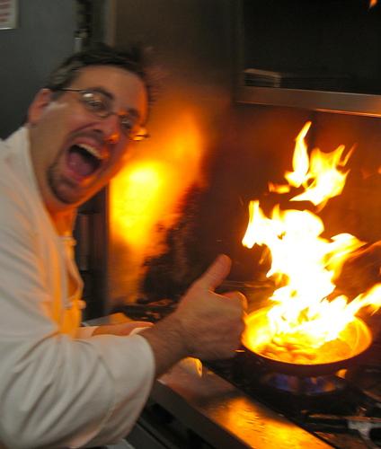 Ed Hardy chef