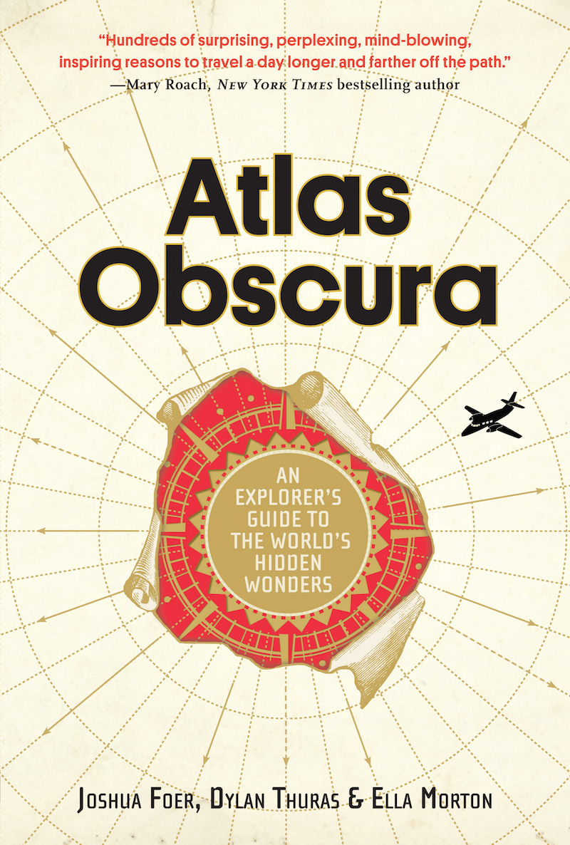ATLAS OBSCURA book