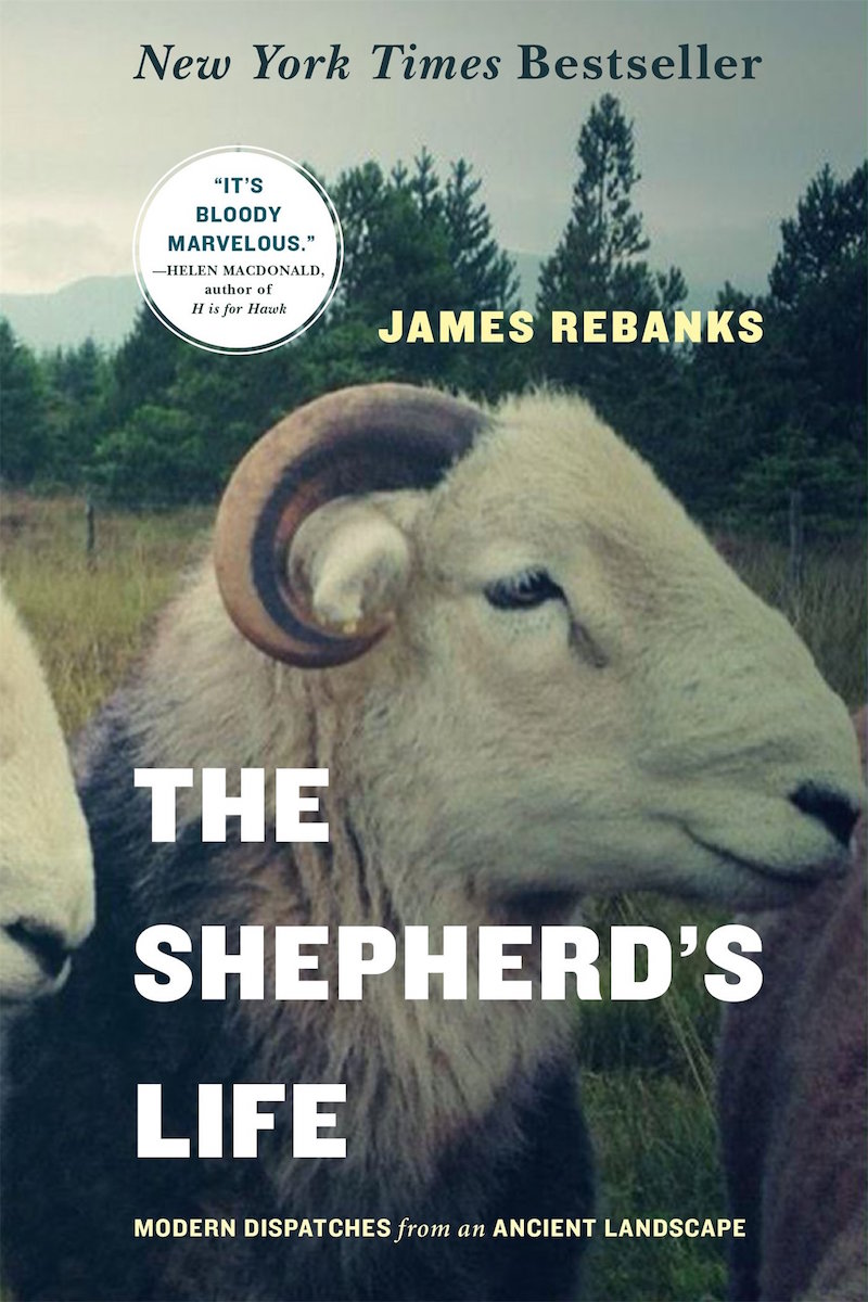 shepherd's life book rebanks