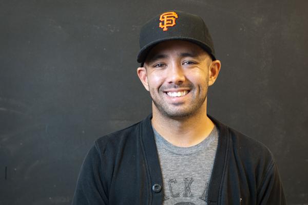 Chef Richie Nakano ofHapa Ramen- San Francisco, CA