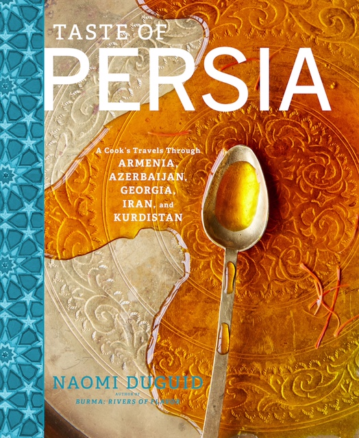 COVER. Taste of Persia