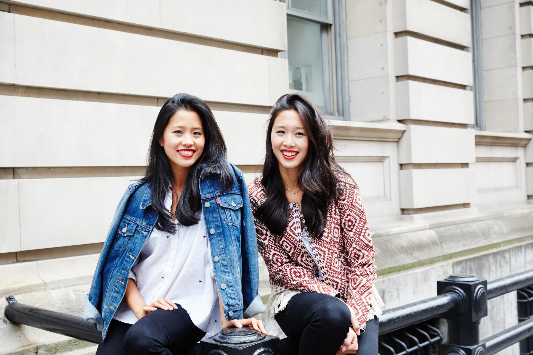 Hannah + Marian Cheng (Credit Nicole Franzen)