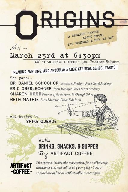 March 2017 Origins Flyer