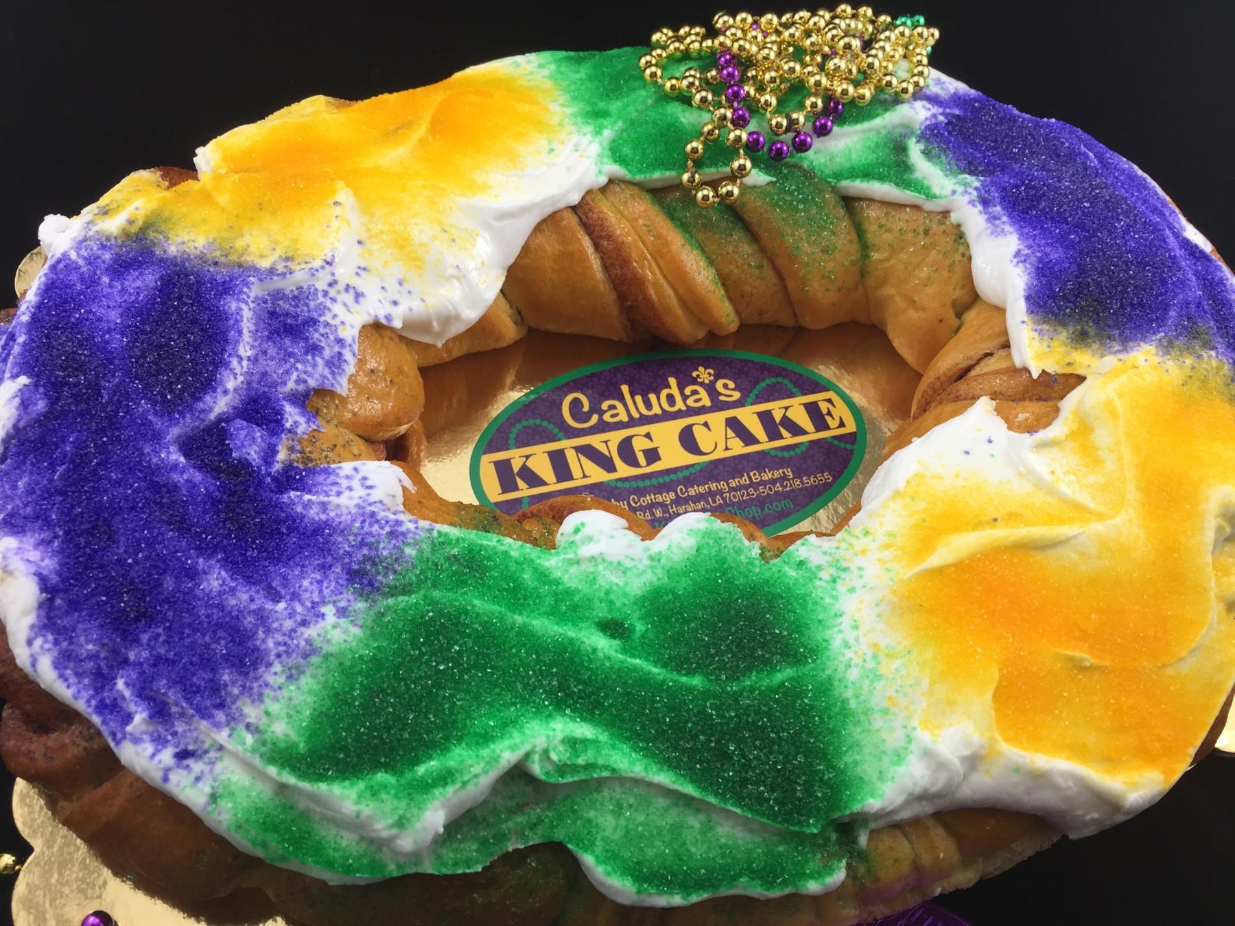 Caludas King Cake