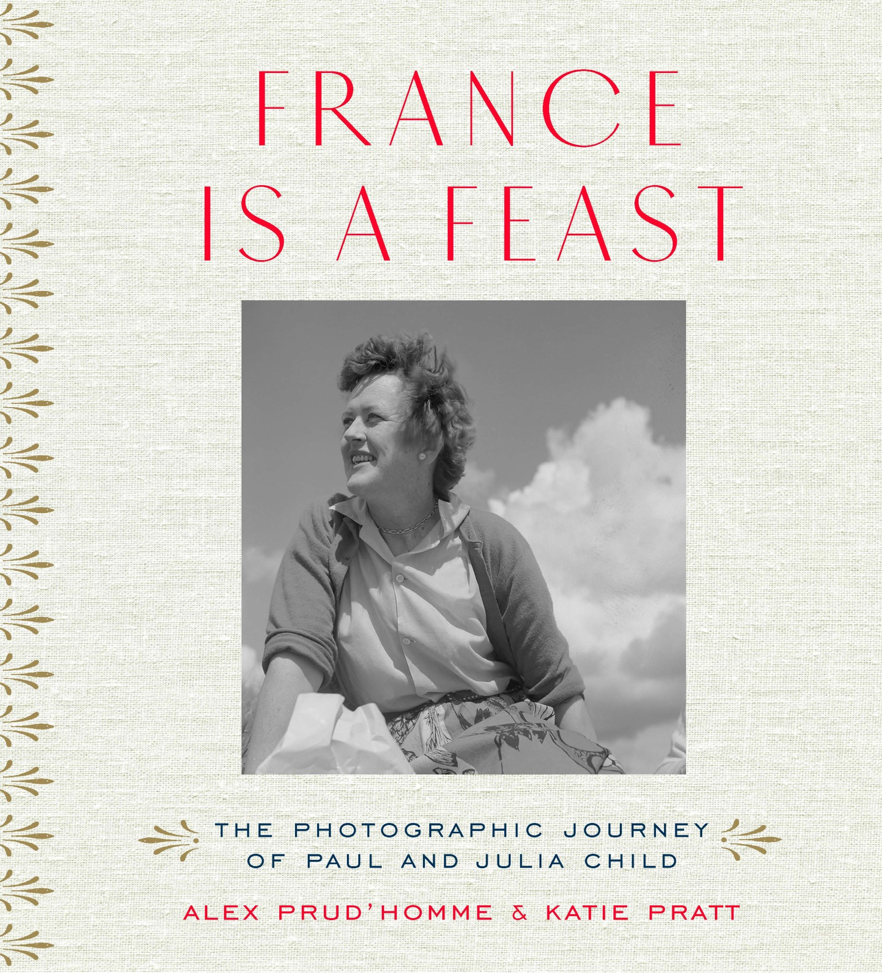 France is a Feast Cover - Lauren Salkeld