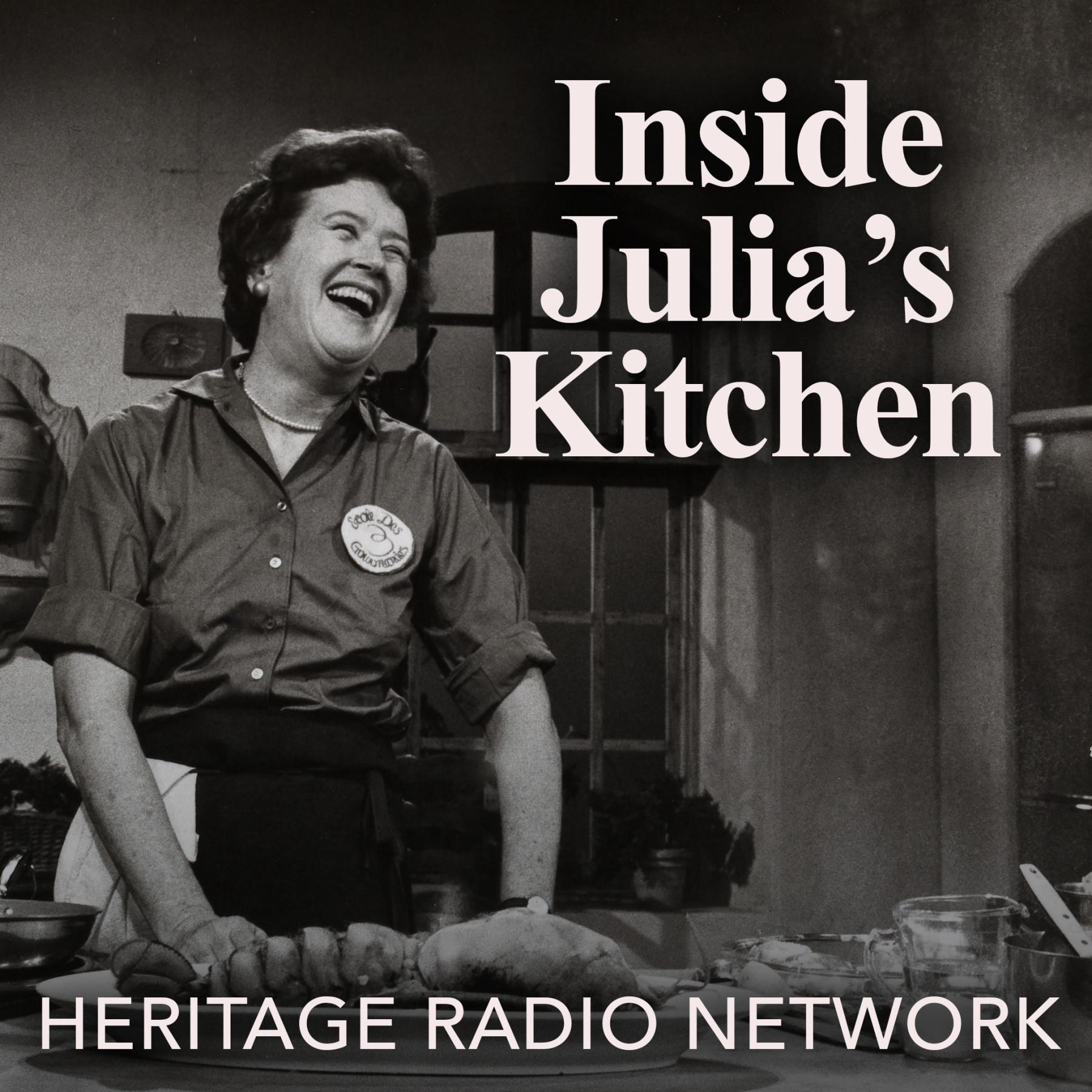 Inside Julia's Kitchen v2.2