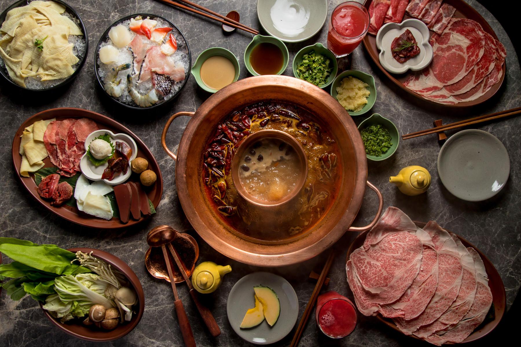 TangHotpot - Feast Meets West