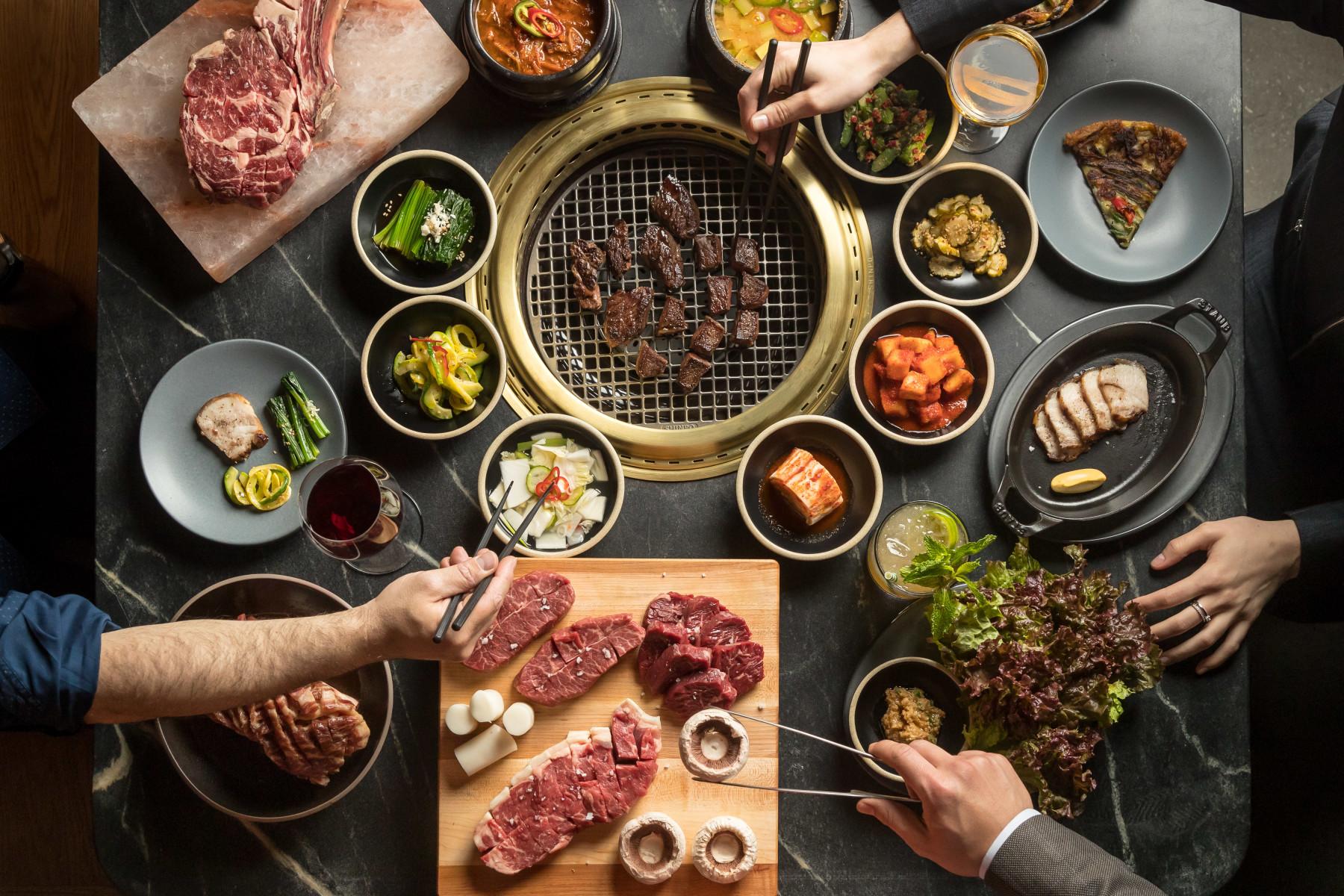 butcher's_feast_2_GH - Feast Meets West