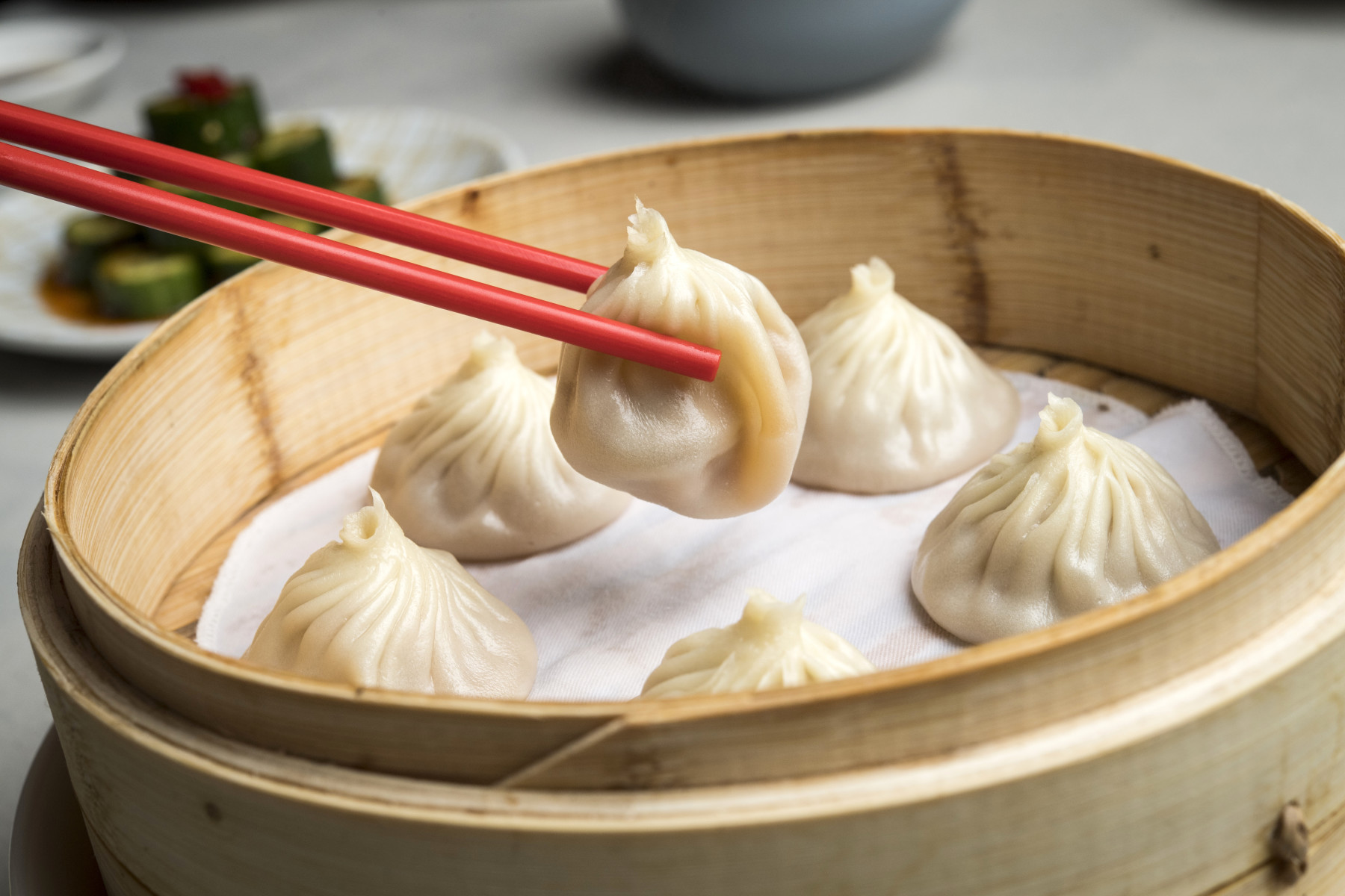 Pinch Chinese -Dumplings - Feast Meets West
