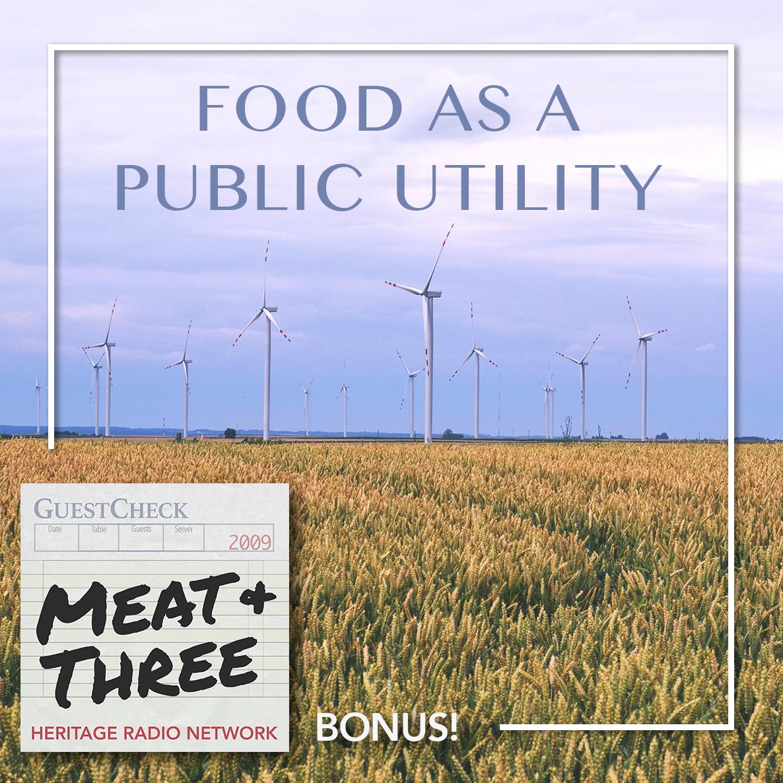 Bonus Public Utility