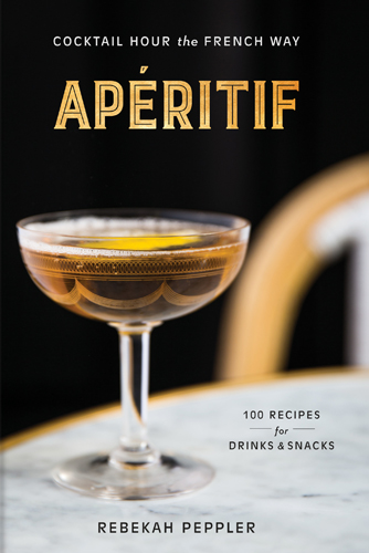 APERITIF by Rebekah Peppler - Michael Turkell