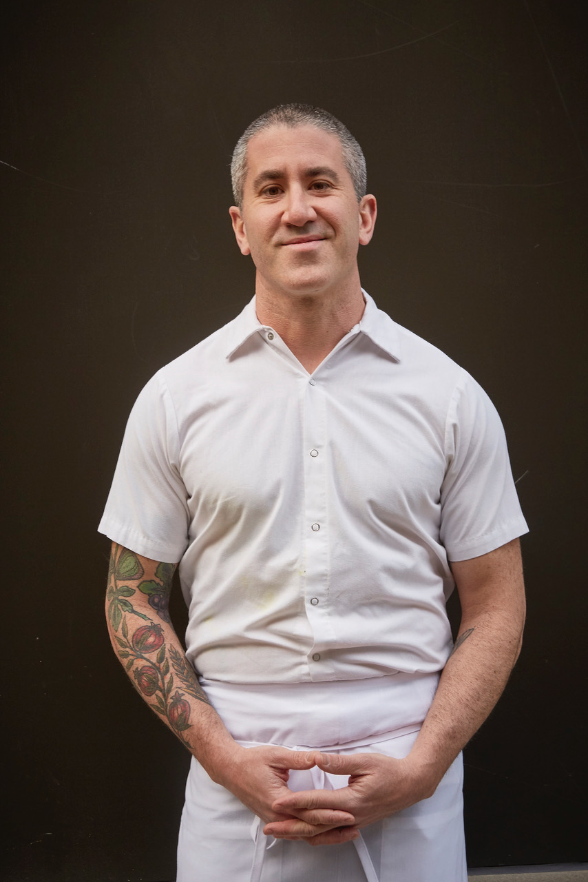 MICHAEL SOLOMONOV – CHEF/PARTNER ZAHAV, PARTNER COOKNSOLO AND FEDERAL DONUTS