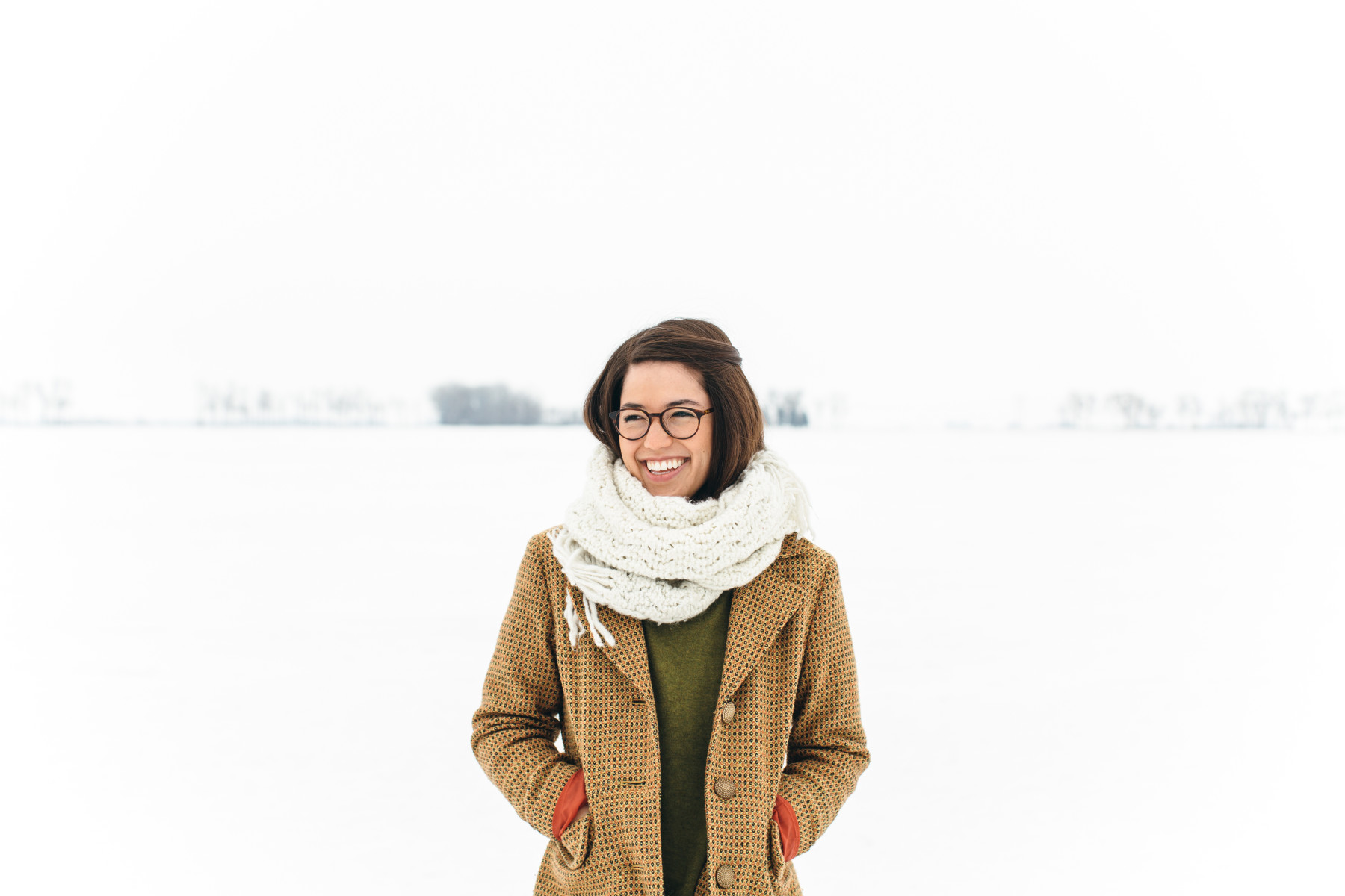 Molly Yeh Snow (Credit Chantell Quernemoen) - Radio Cherry Bombe Intern