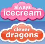 Always Icecream and Clever Dragons - Save up to 65%
