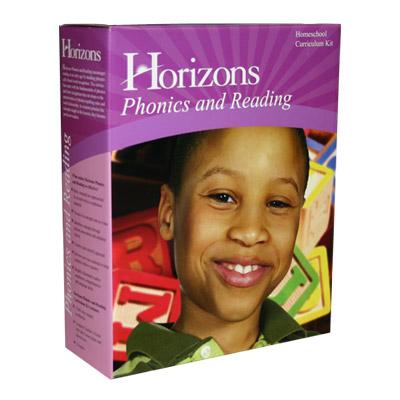 Horizons Phonics and Reading Grade 2 Set