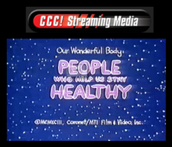 CCC! Streaming Media Focus on Health & Life Skills - Only $39.95