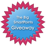 The BIG SmartPoints SpringGiveaway - Win up to 50,000 SmartPoints!