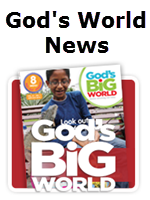 God's World News - Save up to 58%