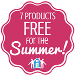 FREE for the Summer - Seven Award-Winning Products