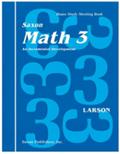 Saxon Math 3 Homeschool Complete Kit