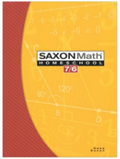 Saxon Math 7/6 Homeschool Complete Kit 4th Edition