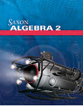 Saxon Algebra 2, 4th Edition Kit with Solutions Manual