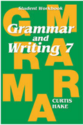 Grammar and Writing Homeschool Kit Grade 7 2nd Edition