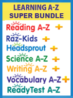 It's Learning A-Z Week - BIG Savings + Get up to 1,000 SmartPoints