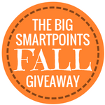 The BIG SmartPoints Fall Giveaway - Win up to 50,000 SmartPoints!