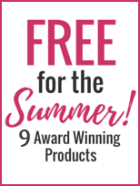 FREE for the Summer - Nine Award-Winning Products