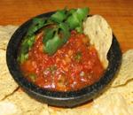 Mega's Smoky Chipotle Salsa
