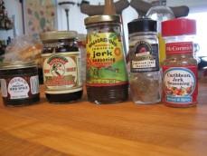 five jerk seasoning compared