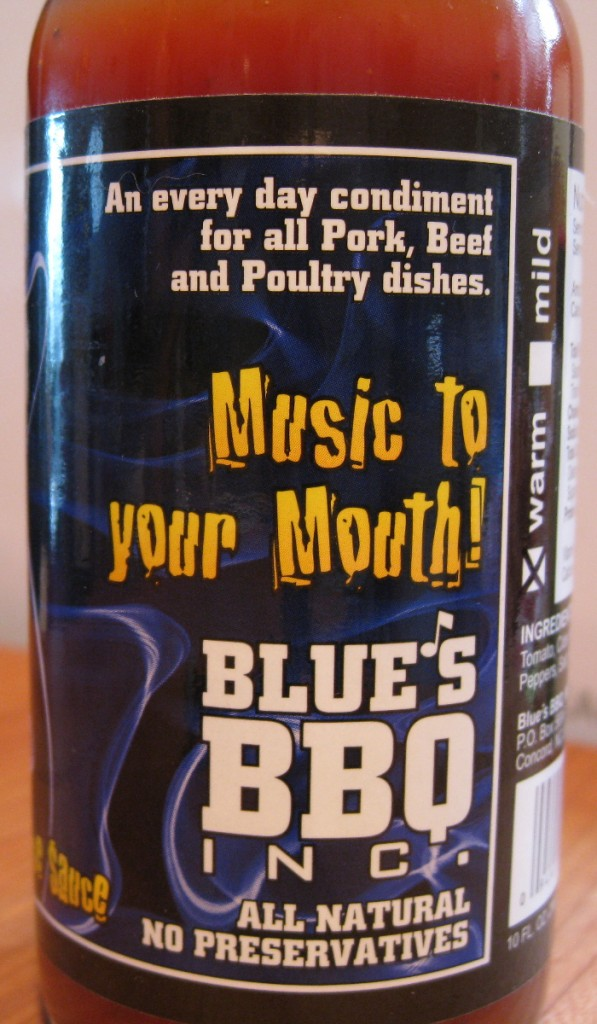 Blues BBQ Carolina Pepper Sauce Review