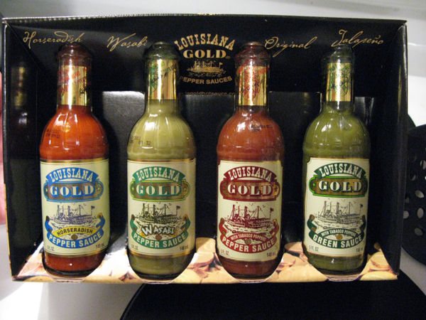 Louisiana Gold Pepper Sauce – Hot Sauce Review